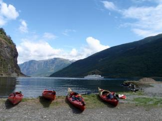 North Wales Sea Kayaking Courses - Specialist Sea Kayaking Anglesey, North Wales image from Norway Sea Kayak Expedition